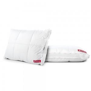 Vinci Down Deluxe Classic White Pillow