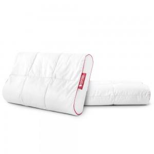 Vinci Micropercal Deluxe Contour White Pillow