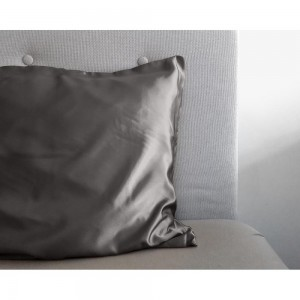 Beauty Skin Care Pillowcase Anthracite