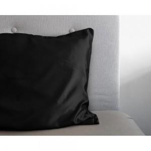 Beauty Skin Care Pillowcase Black
