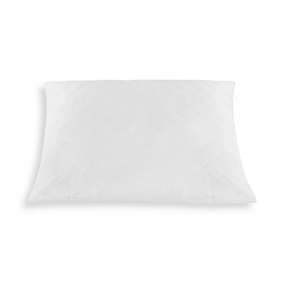 Deluxe Comfort 100% Feather Pillow White #2