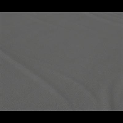 Hoeslaken Flanel 150g. Anthracite #2