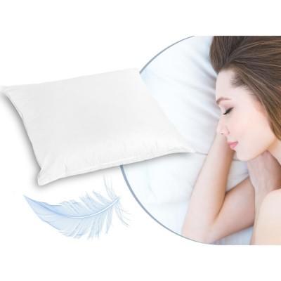 15% Down Pillow White #6