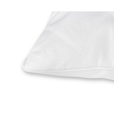 Deluxe Comfort 100% Feather Pillow White #4