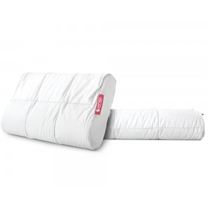 Vinci Down Deluxe Contour White Pillow