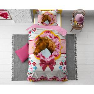 Cute Horse Pink