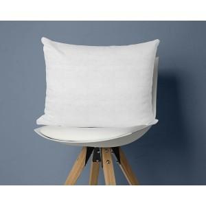 Pillowcase Flanel (2 in 1) White