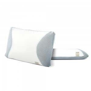 Athlete Ergo White Pillow