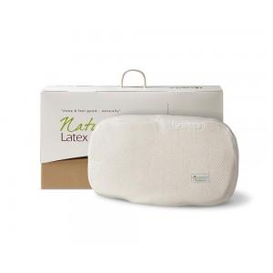 Natural Latex Anatomic Pillow Cream
