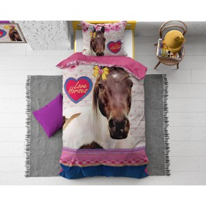 Love Horse Pink